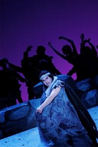 Der Reiter mit dem Wind im Haar (Komische Oper Berlin)
