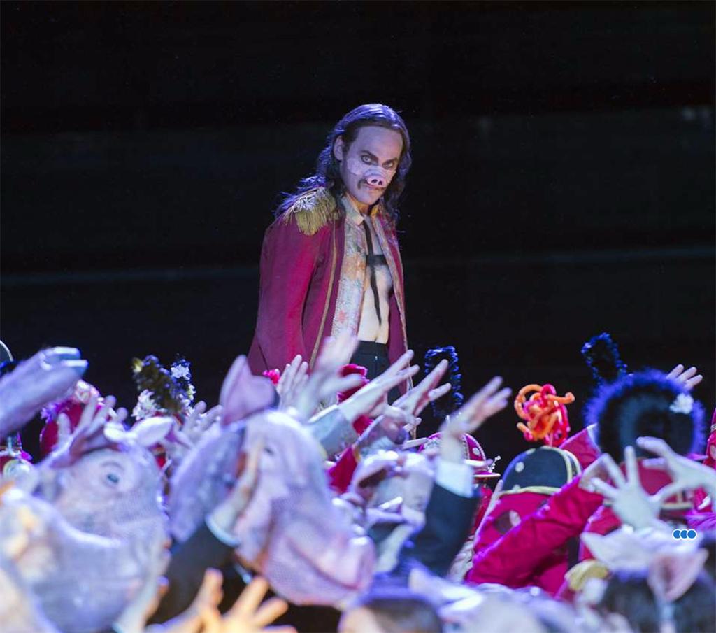 Der Jahrmarkt von Sorotschinzi (Komische Oper Berlin)