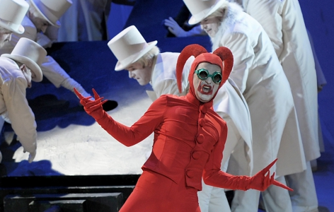Die Liebe zu den drei Orangen (Komische Oper Berlin)